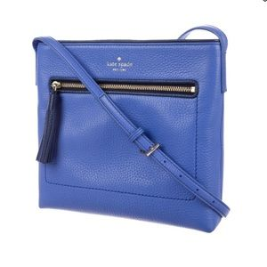 Kate Spade Periwinkle Chester St Dessi Crossbody